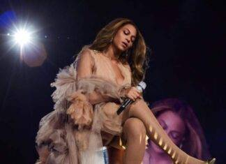 Beyonce mamma tina