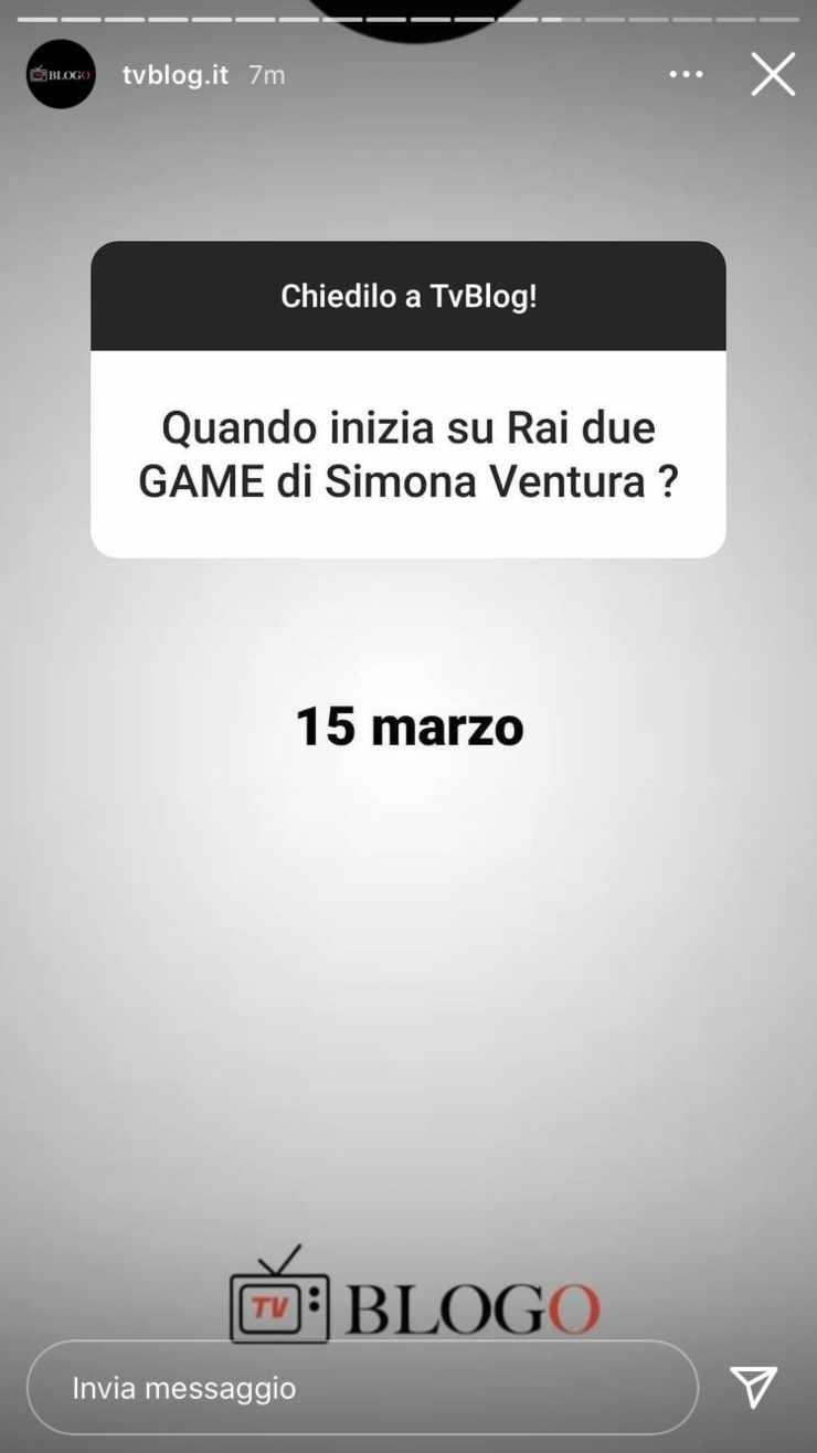 Simona Ventura ufficiale
