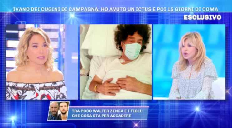Silvano Michetti fratello Ivano Michetti, Cugini di Campagna: la vita in pericolo