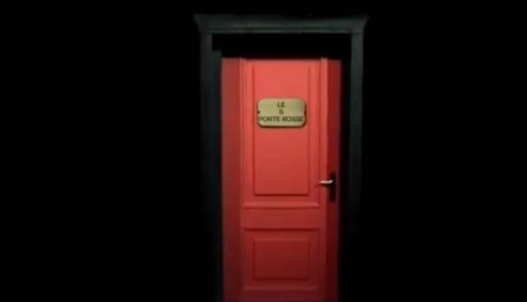 le 5 porte rosse