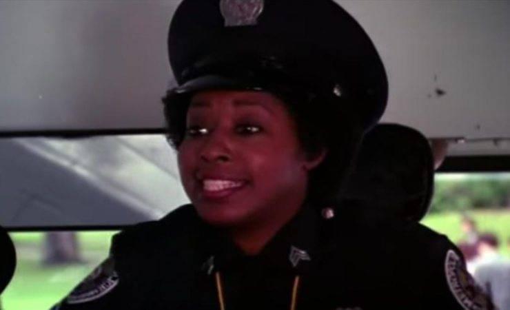 Marion Ramsey, addio all'agente Hooks del film Scuola di polizia