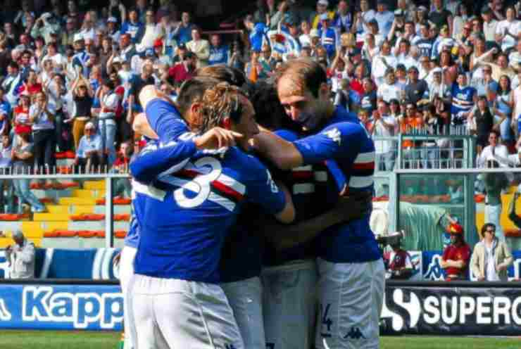 Serie A, la Sampdoria rimonta l'Udinese: termina 2 a 1 il match