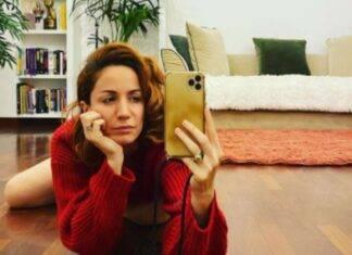 Andrea Delogu annuncio