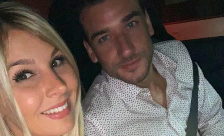 Damiano Carrara futuro sposo