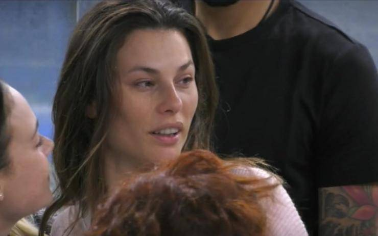 Dayane Mello ex suocera