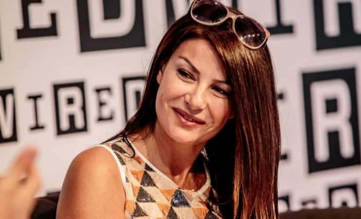 Ilaria D'Amico ex compagno