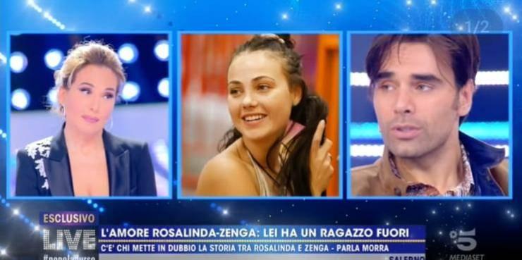 """""""E' strategia"""": Andrea e Rosalinda sotto attacco, il commento arriva proprio dall'ex concorrente"""
