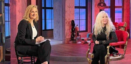Ivana Spagna, sorprendente rivelazione sul suo matrimonio: la confessione in diretta