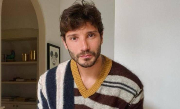 Stefano De Martino dopo lutto