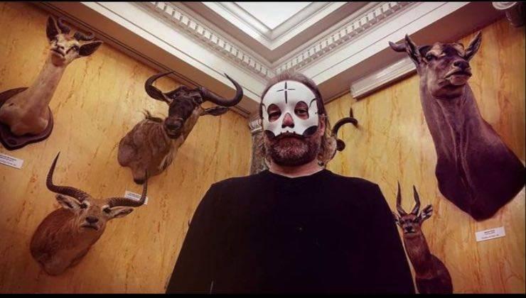 Davide Toffolo mascherato