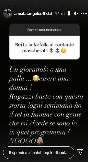 anna tatangelo instagram