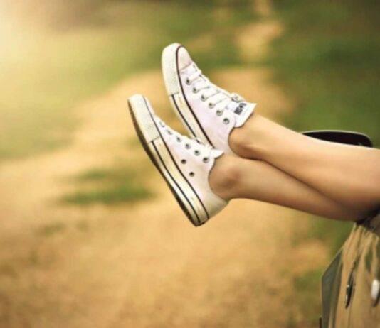 Gambe lunghe e snelle