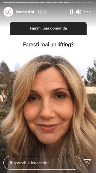 lorella cuccarini instagram