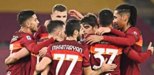 Formazioni ufficiali Roma Manchester United, Europa League 2020/2021