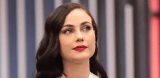 Rosalinda Cannavò dopo il GF Vip |  cosa è successo con il suo ex Giuliano