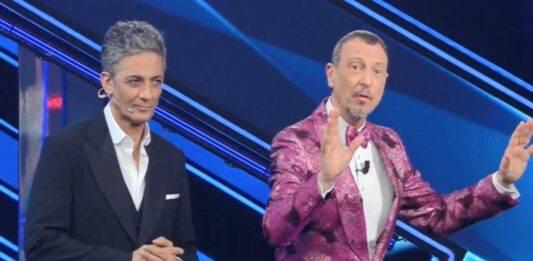 Amadeus e Fiorello dopo Sanremo 2021 si mostrano proprio così: lo scatto fa boom di likes