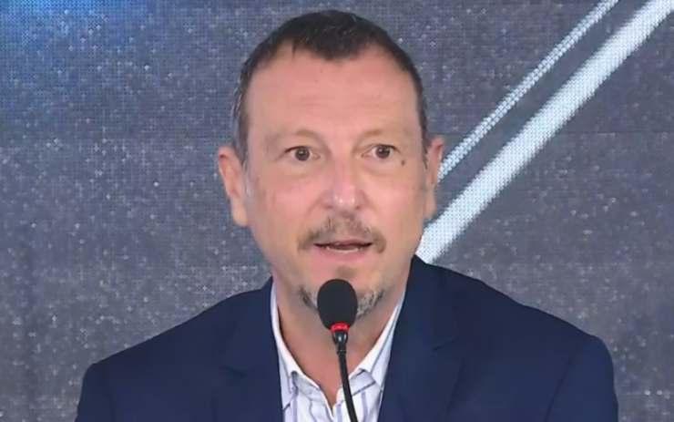 Amadeus Sanremo 2022