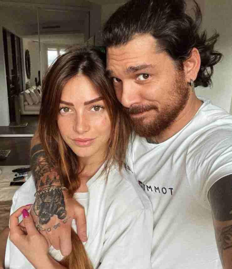 Andrea Cerioli fidanzata