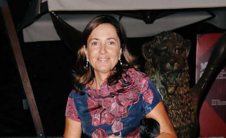 Barbara Palombelli laureata