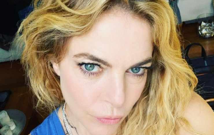Claudia Gerini ex marito