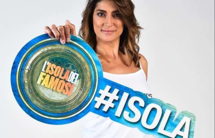 Chi è Elisa Isoardi Isola dei famosi