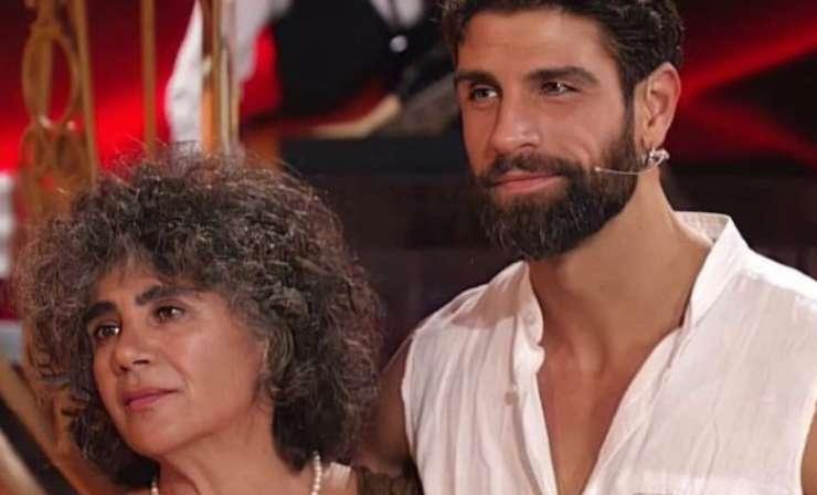 Gilles Rocca genitori