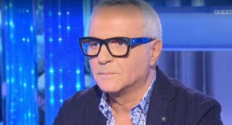 Giorgio Panariello, spunta lo scatto del passato: non l'avreste mai detto, è proprio lui