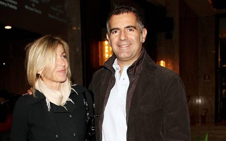 Luca Manfredi ex moglie