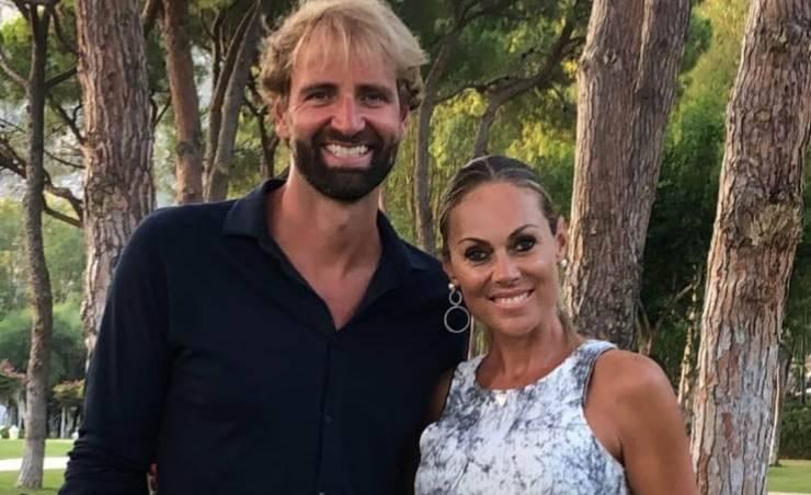 Massimiliano Rosolino e Natalia Titova, sapete come si è conosciuta la coppia? Proprio in un famoso programma