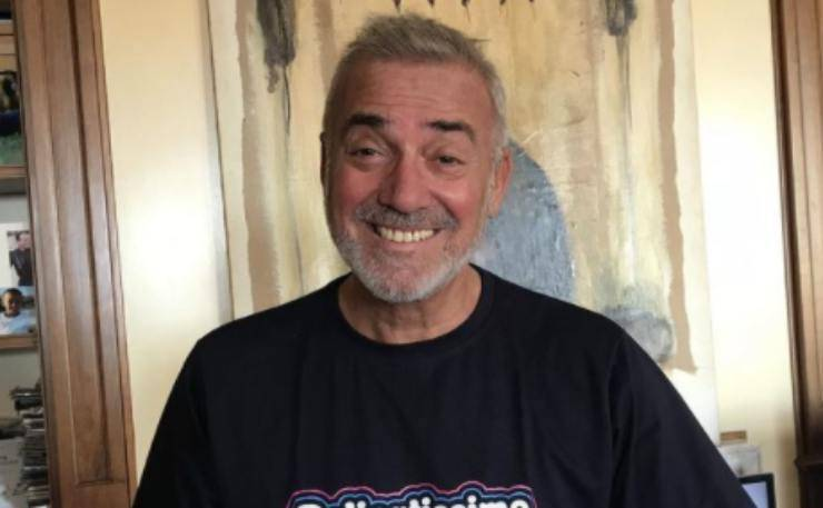 Massimo Ghini passato