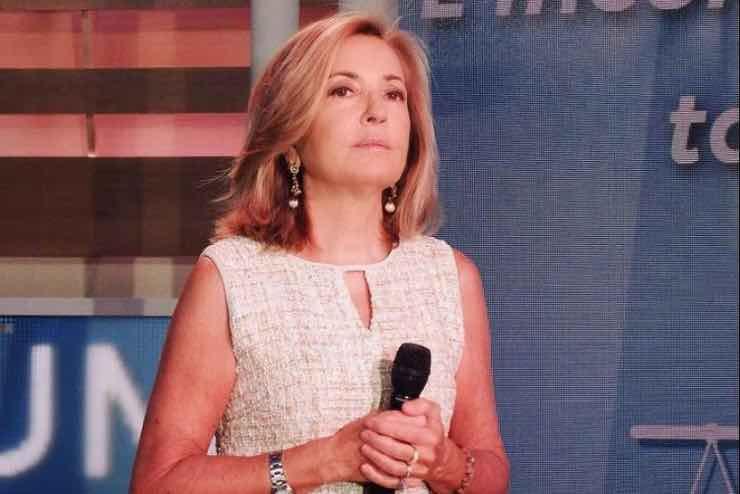 Barbara Palombelli retroscena