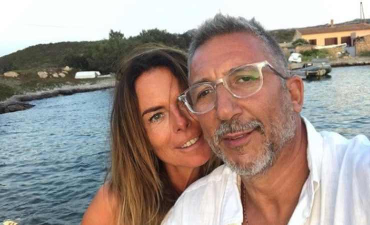 Paola Perego vita privata