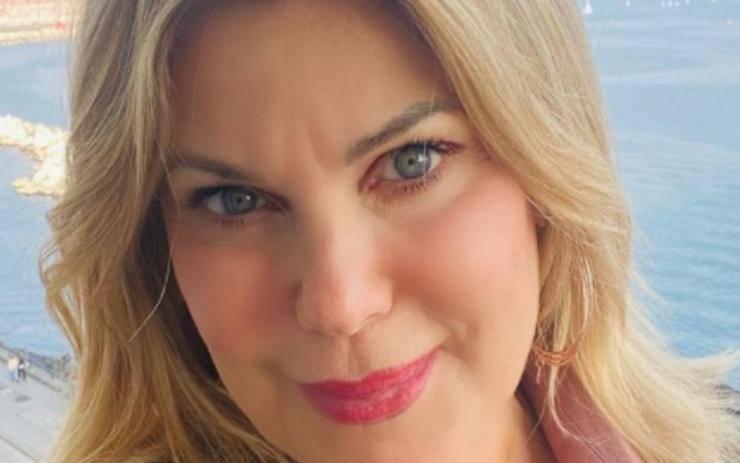 Patrizia Pellegrino ex marito
