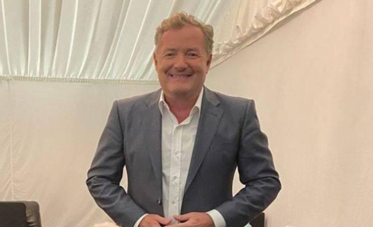 Harry Meghan Piers Morgan
