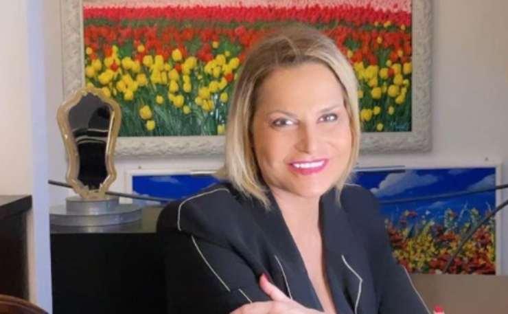 Simona Ventura prima del successo