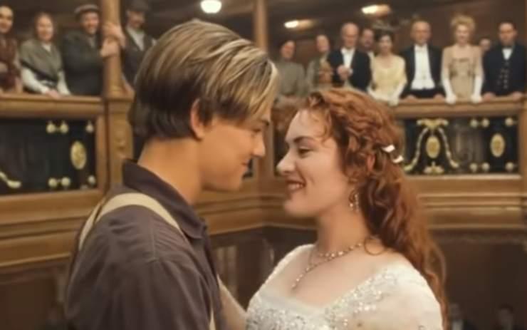 Titanic dove sono girate le scene