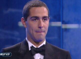 GF Vip prezzo look Tommaso