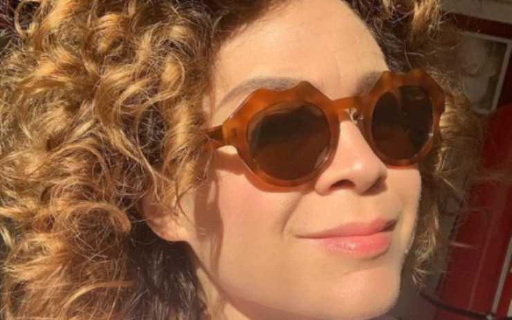 Valeria Graci mamma