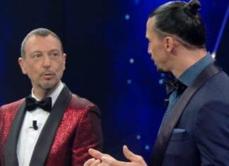 Festival di Sanremo 2021, imprevisto per Zlatan Ibrahimović: l'ha raccontato in diretta, cos'è successo