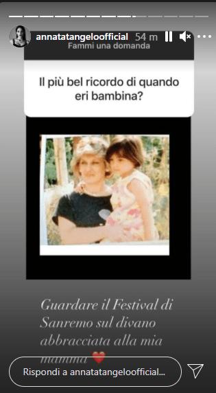 anna tatangelo stories