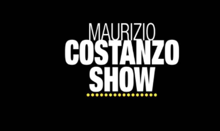 maurizio costanzo show 24 marzo