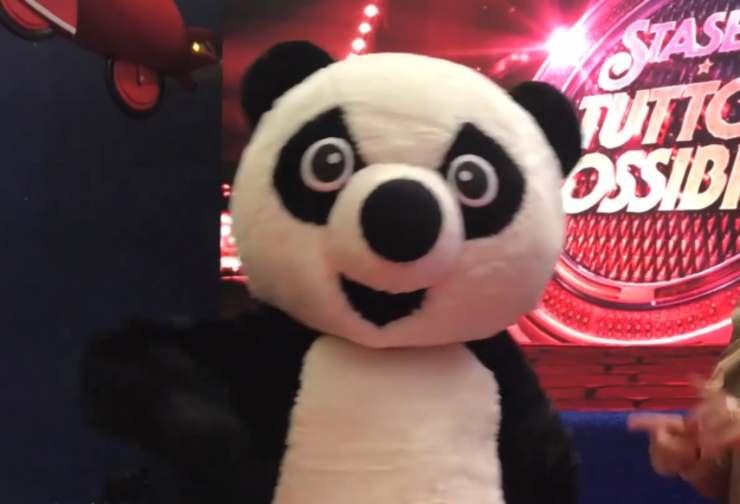 panda stasera tutto è possibile
