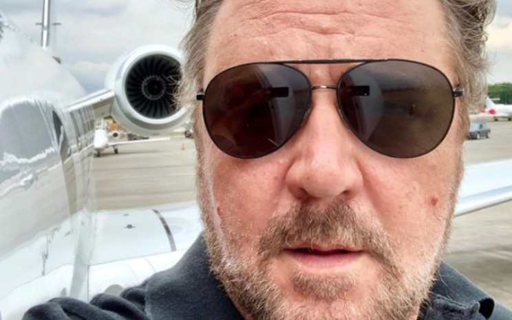 russell crowe padre