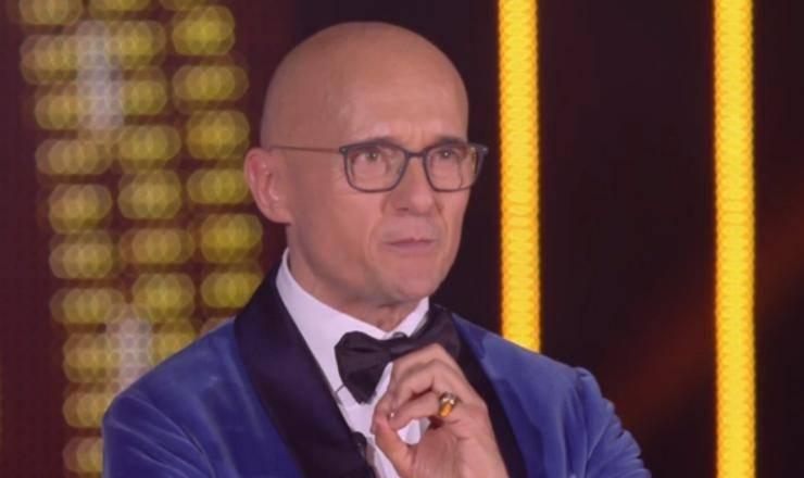 Alfonso Signorini Ilary Blasi
