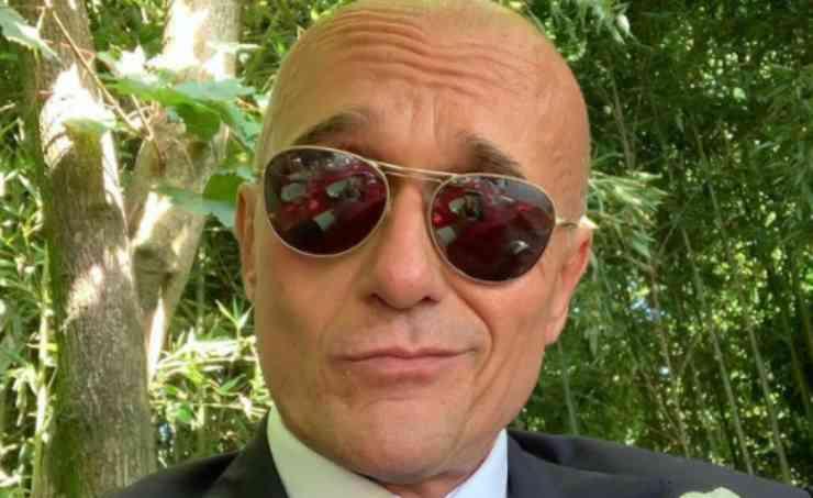Alfonso Signorini Covid