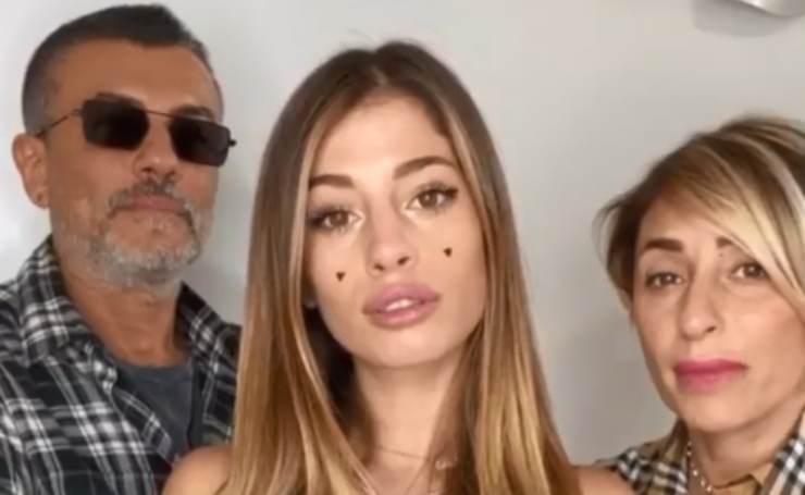 Chiara Angela Nasti genitori