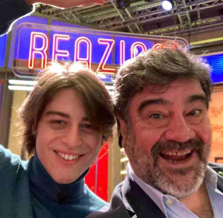 Francesco Pannofino figlio