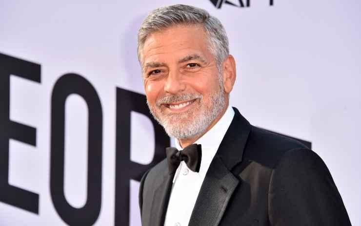 George Clooney passato