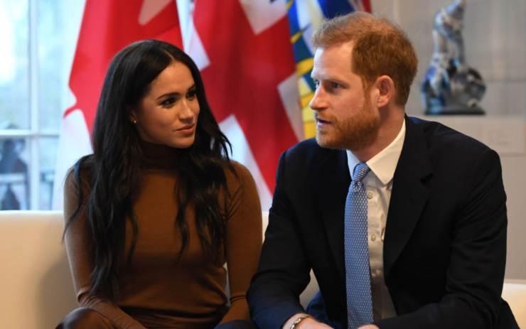Principe Filippo messaggio Harry
