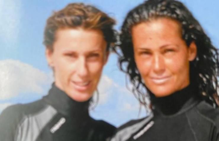 Samantha De Grenet sorella Ilaria